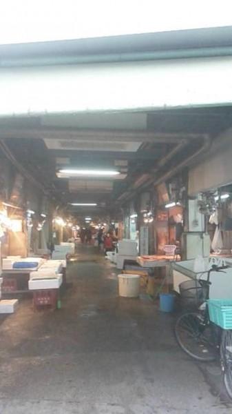 町農家 節分 魚市場